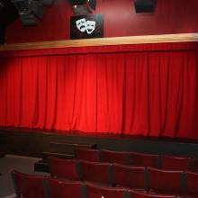 The Fire Station Theatre in Mosgiel has been upgraded in recent years with the assistance of...