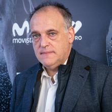 Javier Tebas. Photo: Getty Images