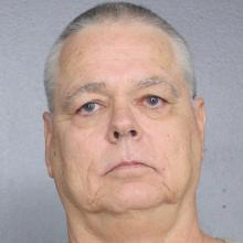 Former Broward County sheriff's deputy Scot Peterson Photo: Broward Sheriff's Office Jail via Reuters