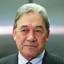 外交部长温斯顿彼得斯。照片:Getty Images