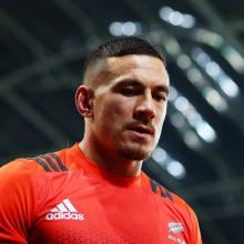 Sonny Bill Williams. Photo: Getty Images