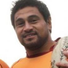 Lemi Masoe will be out of the starting line up for North Otago. PHOTO: HAMISH MACLEAN