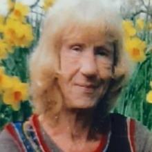 Police have serious concerns for her welfare of Christine Barton.