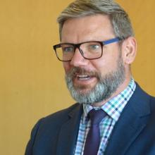 Immigration Minister Iain Lees-Galloway. Photo: Supplied