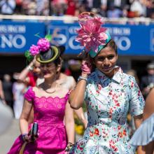 Punters can dress for fine weather during New Zealand Cup and Show Week.