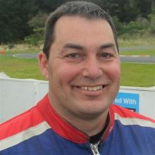 Winner Mark Ahlfeld.