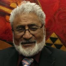 Maanu Paul. Photo: RNZ/Laura Bootham