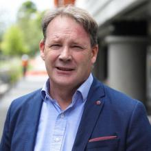 Ministry of Health programme director for Christchurch Hospital Acute Services Building Tony...