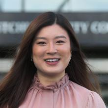 Catherine Chu. Photo: Geoff Sloan