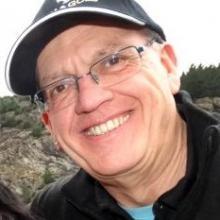 Nomad Safaris operator David Gatward-Ferguson.