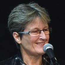 Sue Bidrose.