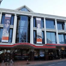 The Dunedin Public Art Gallery in The Octagon reopens today. Photo: ODT files