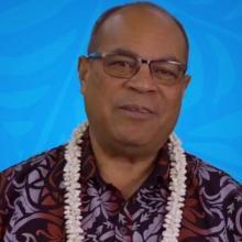 Aupito William Sio. Photo: Gagana Samoa i Aotearoa