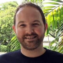 Tim Vaughan, who shifted to Singapore in January, says any privacy concerns about the...