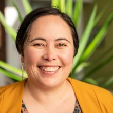 University of Otago physical exercise and Maori teacher Anne-Marie Jackson