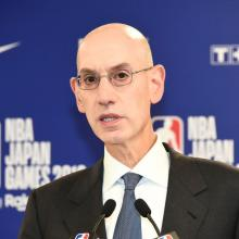 Adam Silver. Photo: Getty Images