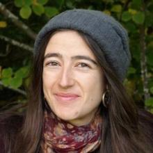 Zero Waste campaigner Hannah Blumhardt.