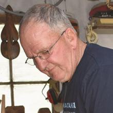 Bill Doyle. Photo: Ian Carson, Otaki Today