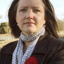 Sara Templeton. Photo: Geoff Sloan