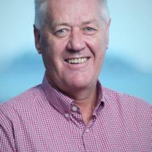 Gary Woodham.