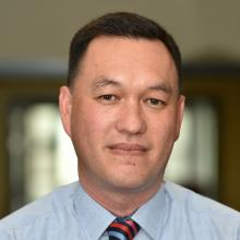 Specialist services executive director Patrick Ng. Photo: ODT files
