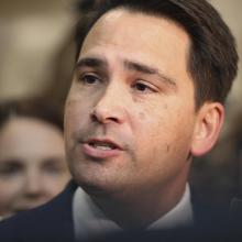 Simon Bridges. Photo: RNZ
