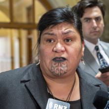 Foreign Affairs Minister Nania Mahuta. Photo: NZ Herald