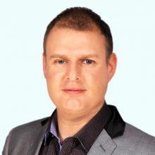 TV3 Newshub Otago reporter Dave Goosselink.
