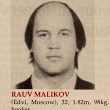 Rauv Malikov.