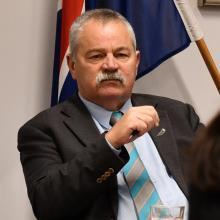 Southland Mayor Gary Tong