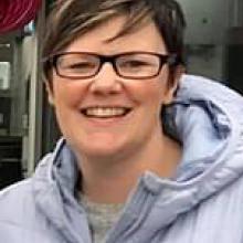 Sarah van der Kley.