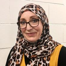 RESEARCH: Dr Ruqayya Sulaiman-Hill of the University of Otago, Christchurch. She is the lead...