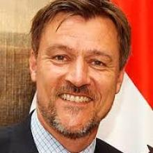 Ulrik Vestergaard Knudsen. Photo: Wikipedia
