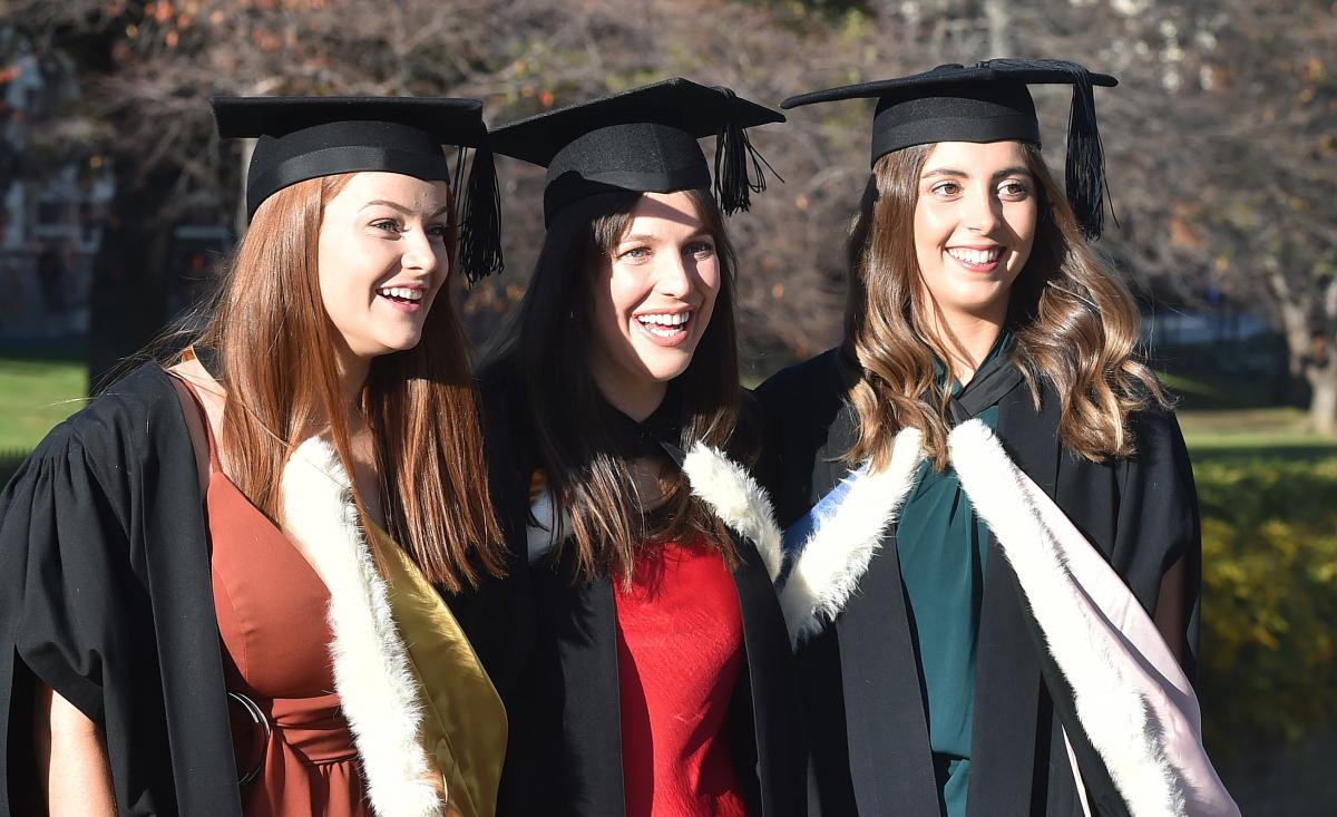 Balanced lifestyle commended to graduates