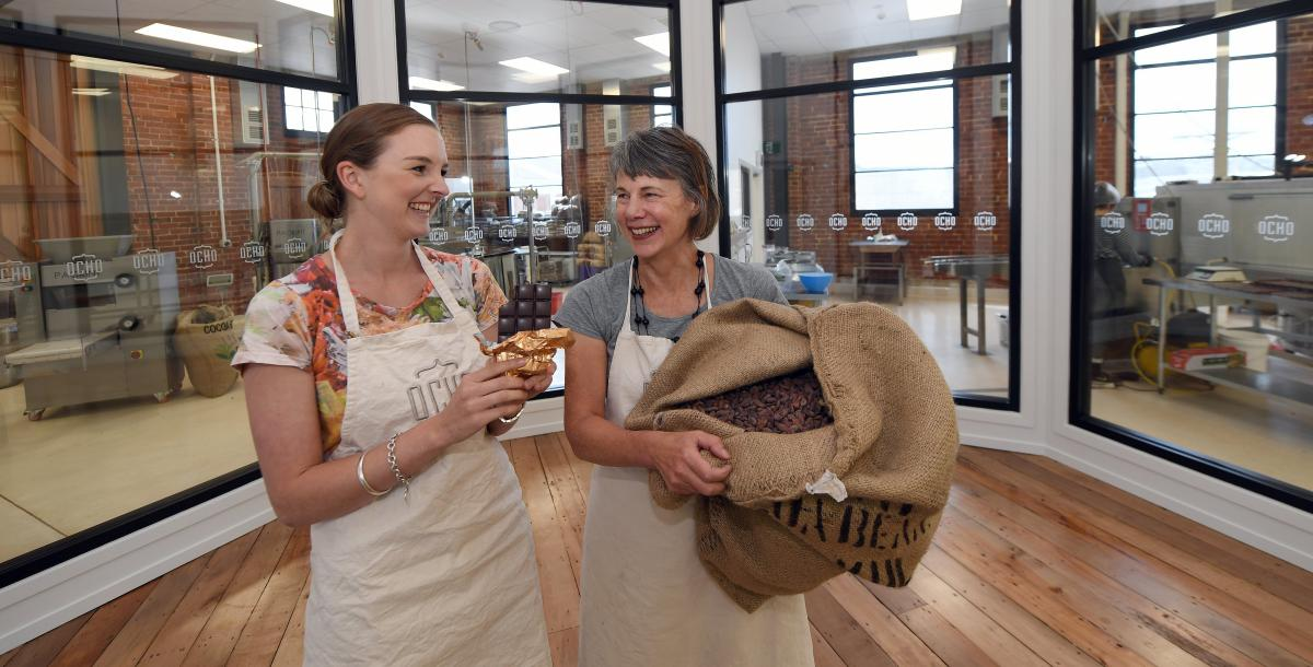 Tours to 'demystify' craft chocolate