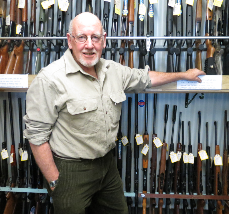 Private gun sales 'thriving' | Otago Daily Times Online News