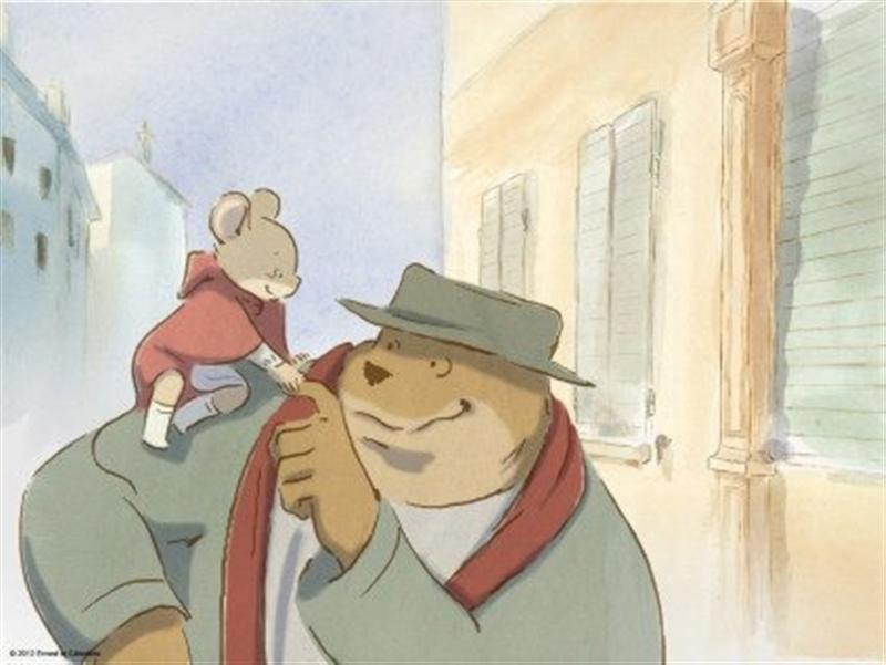 Film Review Ernest Celestine Otago Daily Times Online News