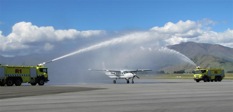 New aircraft welcomed | Otago Daily Times Online News