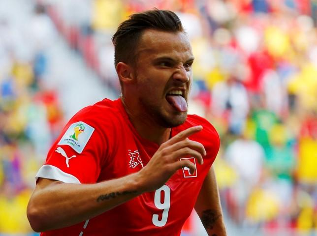 Football Swiss Leave It Late To Edge Ecuador Otago Daily Times Online News