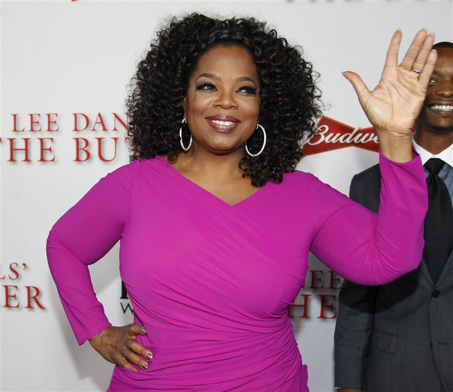 Oprah 'definitely not' running for president