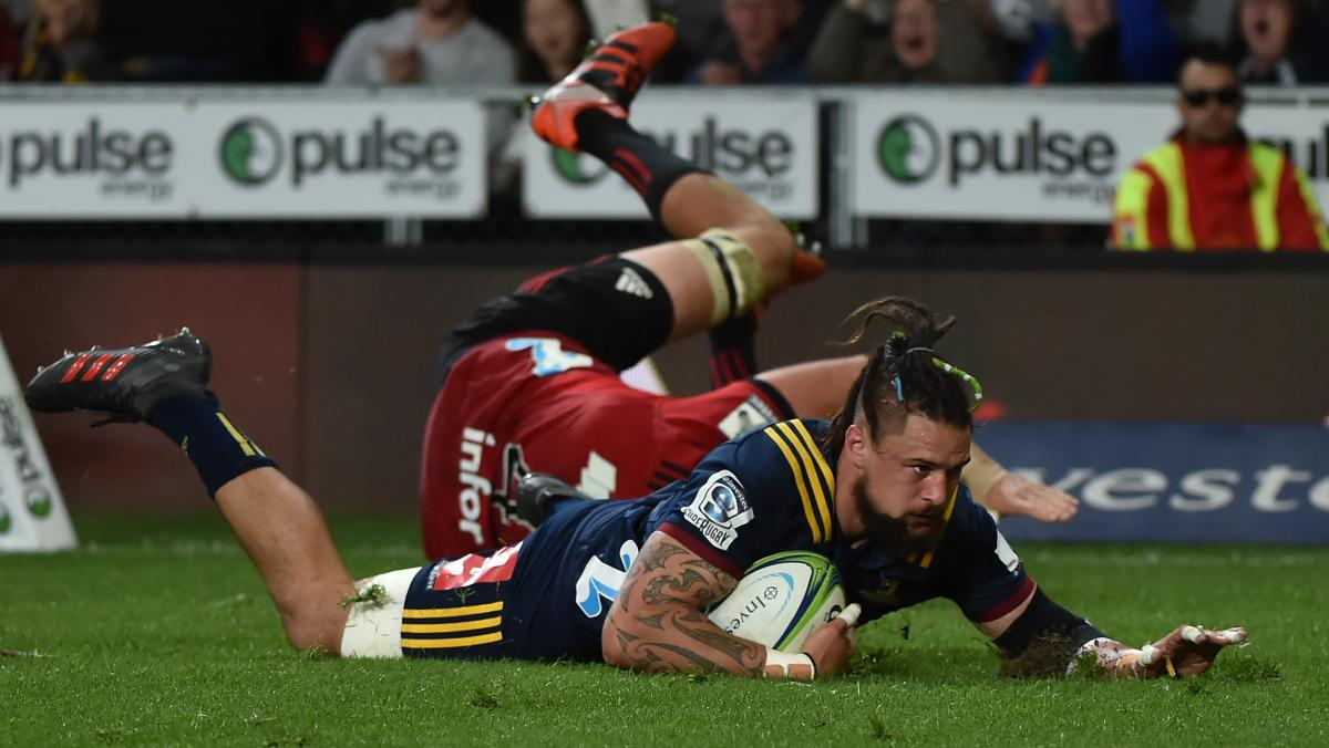 Highlanders win moments that count in physical game