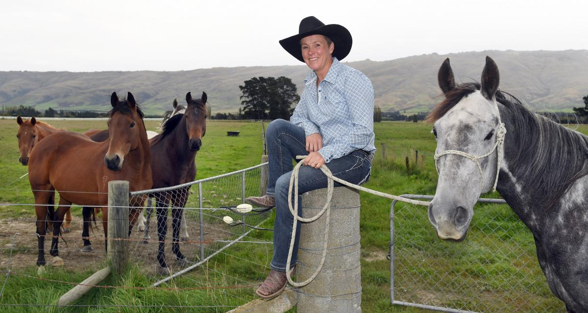 Rodeo rider's success dedicated to mother