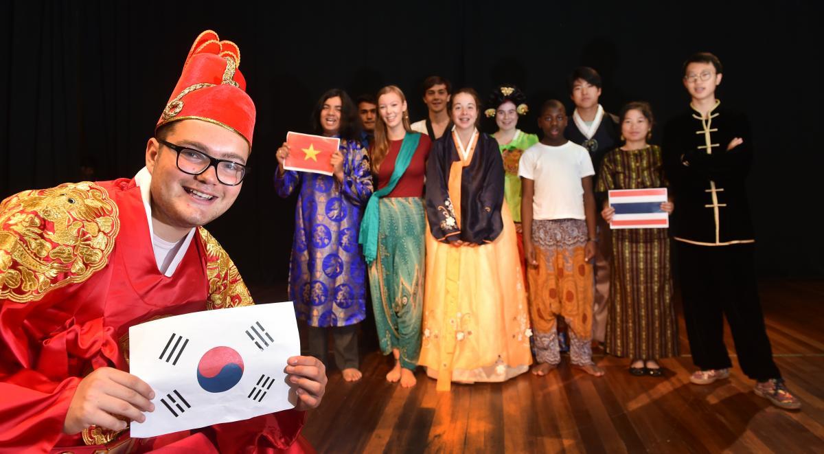 Racial diversity celebrated