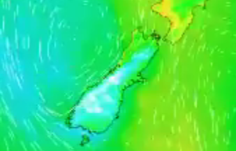 Enjoy warm day - cold snap on the way