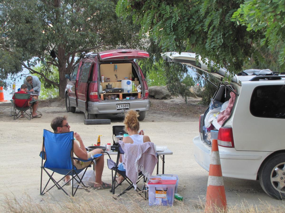 Bylaw on freedom camping signalled