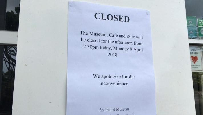 Image result for museum southland closed