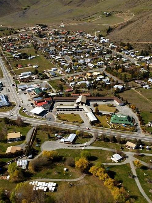 Roundabout proposed as township grows busier
