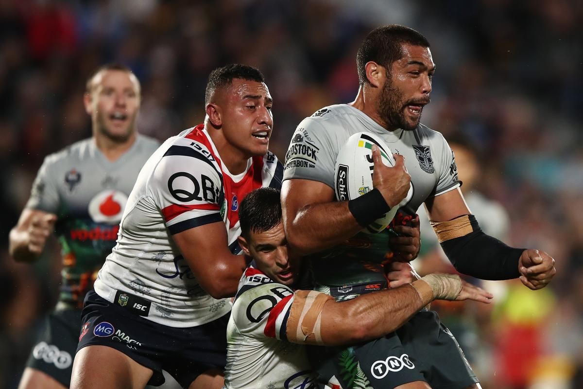 roosters vs warriors - HD1200×800