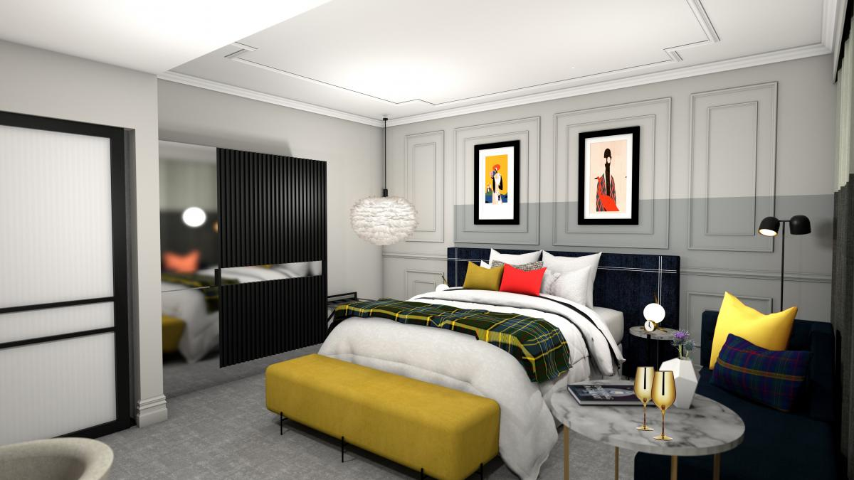 Old hotel reopening with new 5-star look