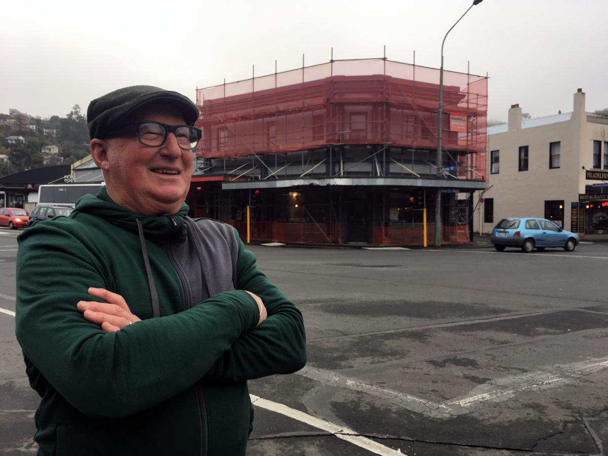 Cafe reopening 'will be worth the wait'